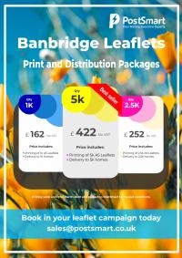 Banbridge Leaflet Distribution