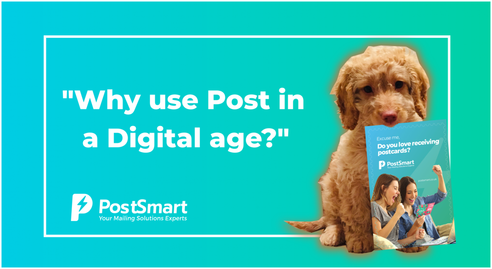 Why use Post in a Digital age?